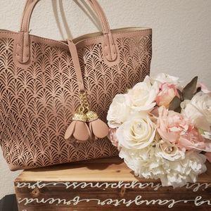 Charming Charlie Pink Bag